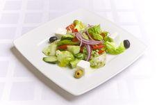 Free Greek Salad Stock Images - 6007674