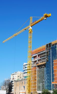 Free Construction Crane Stock Photo - 6008680