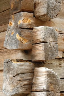 Free Wood Wall Royalty Free Stock Image - 6009176