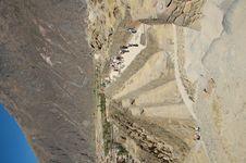 Ruins Of Ollayantambo 26 Stock Images