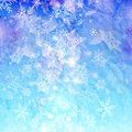 Free Winter Background With Snowflakes Royalty Free Stock Images - 60078379