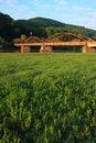 Free Old Metal Bridge Royalty Free Stock Images - 6019869