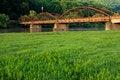 Free Old Metal Bridge Stock Photography - 6019912