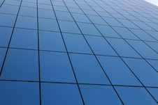 Free Glass Wall Of Business Center Royalty Free Stock Image - 6010656