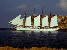 Free Sailboat Royalty Free Stock Photography - 6011127