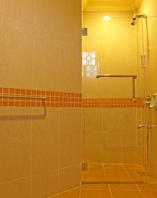 Free Shower Closet Royalty Free Stock Photos - 6011198