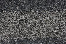 Free Stone Pebble Texture Stock Photography - 6011332