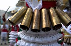Free Costume Bells Royalty Free Stock Images - 6011369