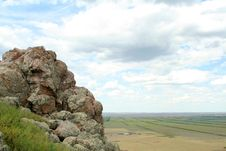 Free Rock Landscape Royalty Free Stock Image - 6011916