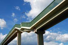Free Modern Bridge Royalty Free Stock Images - 6012059
