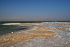 Free Dead Sea Stock Photography - 6012692