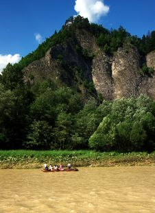 Free Slovak Mountains Royalty Free Stock Image - 6013446