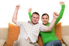 Free Loving Couple Royalty Free Stock Photos - 6014208