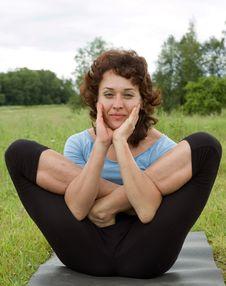 Free Yoga Royalty Free Stock Photos - 6014928