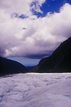 Free Fox Glacier Royalty Free Stock Photo - 6015225