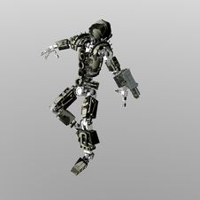 Free Robot Royalty Free Stock Photos - 6015418