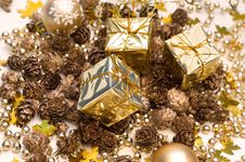 Free Christmas Decoration Royalty Free Stock Image - 6016156