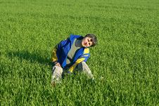 Free Rest On A Field Stock Photo - 6016350