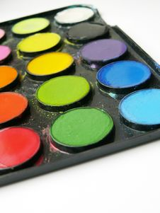 Free Water-colours Stock Photography - 6017672