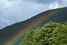 Free Rainbow Arch Royalty Free Stock Photography - 6017827