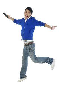 Free Jump Stock Photo - 6018150