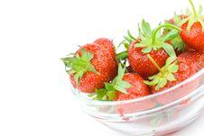 Free Fresh Strawberry Stock Photos - 6018993