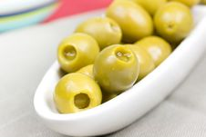 Free Green Olives Stock Photos - 6019073