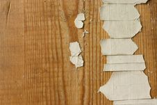 Free White Paint On Wood Stock Images - 6019264