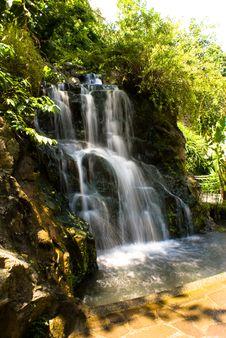 Free Gardening Waterfall Stock Images - 6019534