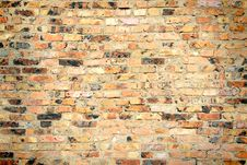 Free Brick Wall Stock Images - 6020064
