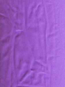 Light Violet Fabric Textile Texture Stock Photography