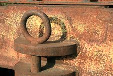 Free Rusting Hitch Royalty Free Stock Images - 6020709