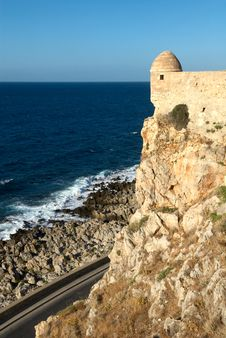 Free Fragment Of Ancient Fortress Stock Photos - 6021043