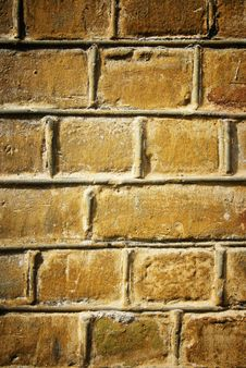 Free Abstract Brick Wall Texture Stock Photography - 6021412