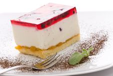 Free Sweet Cheesecake Royalty Free Stock Photo - 6021625
