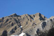 Free Mountains Royalty Free Stock Photos - 6022208