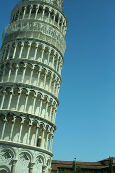 Free Leaning Tower Stock Images - 6022394