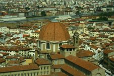 Free View From Duomo Stock Photography - 6022422