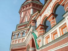 Free Saint Basil S Cathedral Stock Image - 6022441