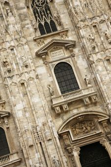 Free Piazza Del Duomo Royalty Free Stock Images - 6022819