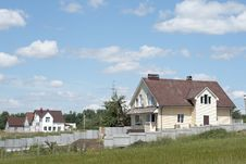 Free New Houses Stock Images - 6022834