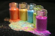 Free Glitter Royalty Free Stock Image - 6022916