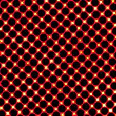 Free Red Retro Dots Royalty Free Stock Photo - 6023055