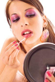 Free Lipstick Royalty Free Stock Photography - 6023347