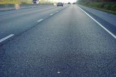Free Slow Lane Stock Images - 6023654