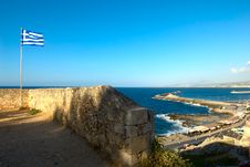 Free Seascape From Ancient Fortress Stock Photo - 6024210