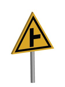 Free Road Sign Royalty Free Stock Photo - 6024255