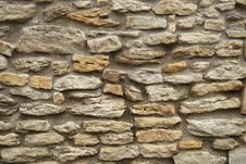 Free Old Wall Of A House Royalty Free Stock Photos - 6025168