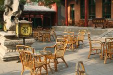 Free Tea Room In China Royalty Free Stock Photography - 6025287