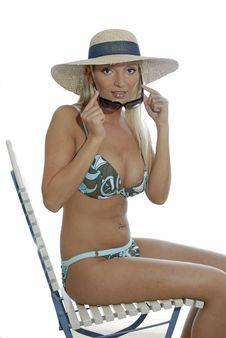 Free Bikini Royalty Free Stock Photos - 6025538